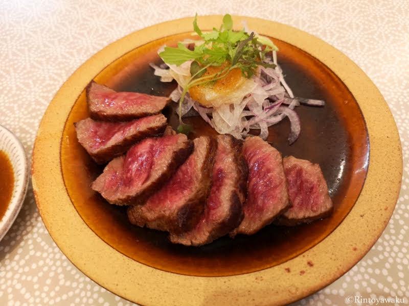 ツバメヤ-食事2