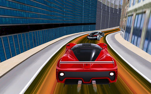 Racer in Car : Car Racing