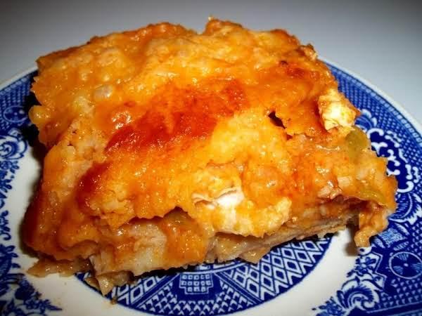 Superb Chicken & Corn Tortilla Casserole
