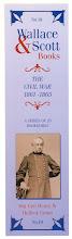Photo: Wallace & Scott - Civil War bookmark series 19. Henry W. Halleck
