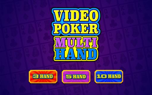 Video Poker Multi Hand Casino 1.2 screenshots 14