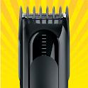 Haircut Prank app - Clipper, Taser & Scissors icon