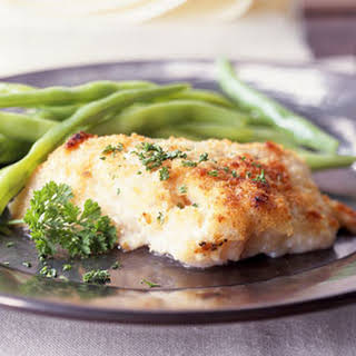 Easy Baked Fish Fillets.