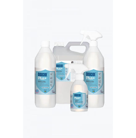 Disicide Plus+ Ready to use spray 1000ml / 300ml