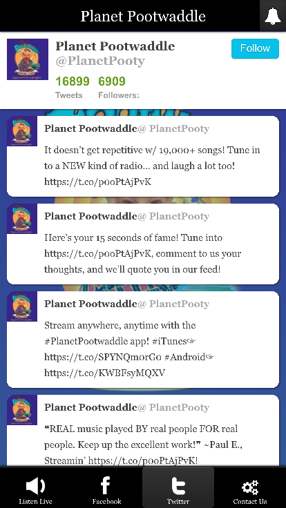 Planet Pootwaddle- screenshot