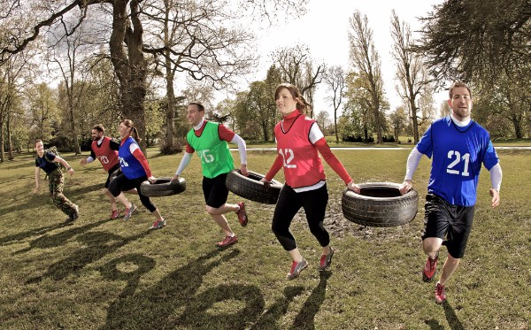 British Military Fitness | GoSweat | The 5 Best Wimbledon Boot camps