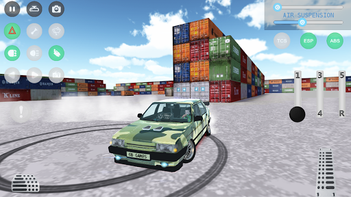 Car Parking and Driving Simulator android2mod screenshots 6