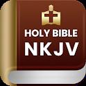 NKJV Audio Bible - New King James Audio Bible Free icon