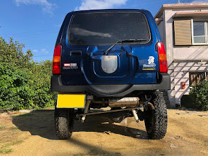 ジムニー JB23W 9型/25年式/XC/営農仕様車のカスタム事例画像 inaka_Jimnyさんの2019年01月02日14:47の投稿