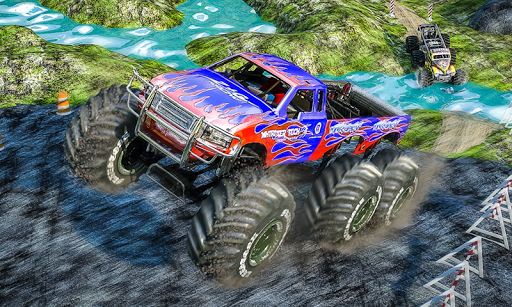Monster 4x4 Offroad Jeep Stunt Racing 2019 download 1