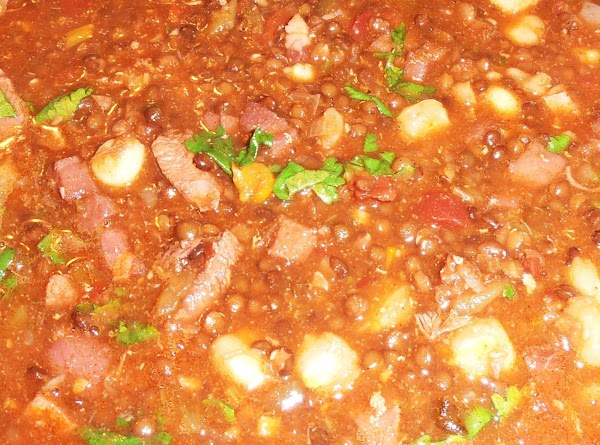 add remaining ingredients. bring to a boil, reduce heat to medium-low and simmer for...