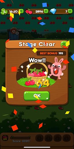 LINE PokoPoko - Play with POKOTA! Free puzzler! apkmr screenshots 7