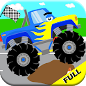 Monster Trucks Games For Kids & Toddlers Ages 2+ icon