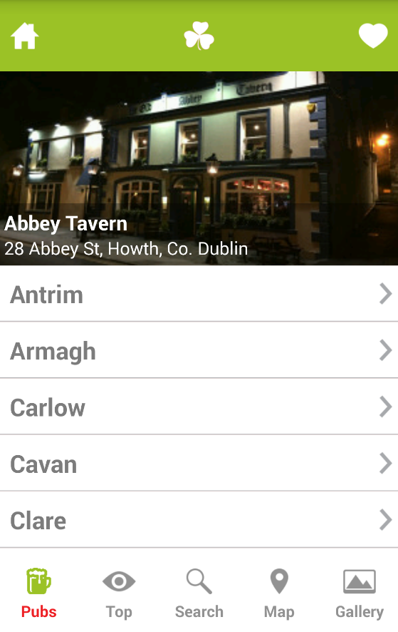 Irish Pubs- screenshot