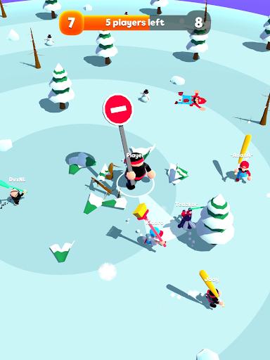 Smash Heroes apktram screenshots 9