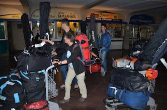 Photo: Arrivée à l'aéroport d'Islamabad
