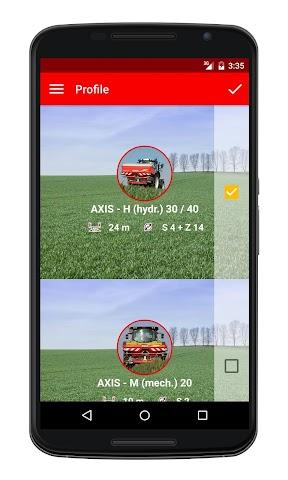 android RAUCH Fertilizer Chart Screenshot 6