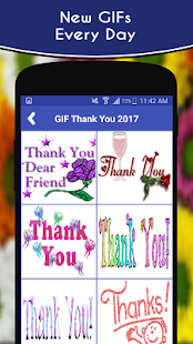 GIF Thank You 2017 - náhled