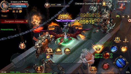 Mu Origin World - Revenge Awakening New MMORPG 7.60.80 screenshots 2