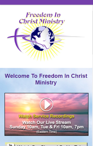 Freedom In Christ Ministry 1.0 screenshots 1