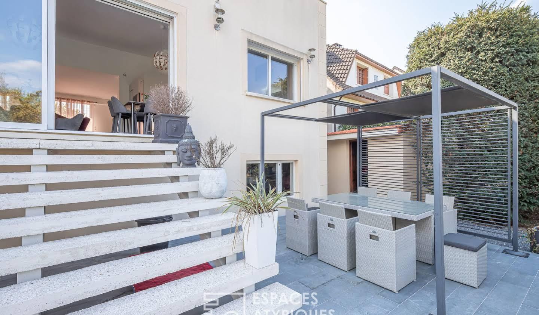 Maison avec piscine et terrasse Aulnay-sous-Bois