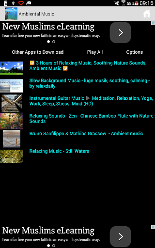 Ambient Music New