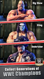 WWE Champions android mod