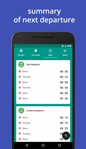 Bus Brazil: Bus, schedules...  screenshots 7