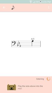 Sound Sight-Reading (Pro) - náhled