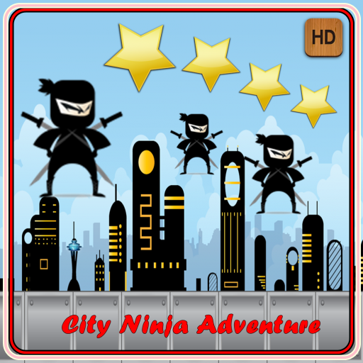 City Ninja Adventure