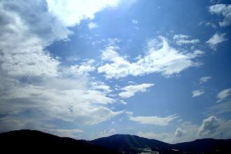 Photo: 空がこんなにも青いぜ菅平。