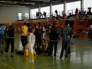 Photo: een behoorlijk groot aantal belgische deelnemers