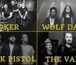 Locked & Loaded:Stoker / The Valley / Black Pistol / Wolf Dagger : Aandklas Stellenbosch