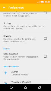 Documents v1.7.1