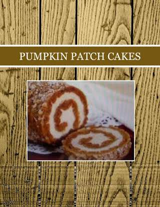 PUMPKIN  PATCH  CAKES