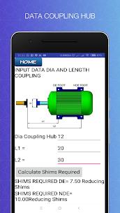 Shaft Alignment Calculator – Mod + APK + Data UPDATED 3