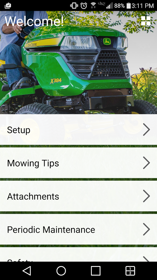 MowerPlus- screenshot