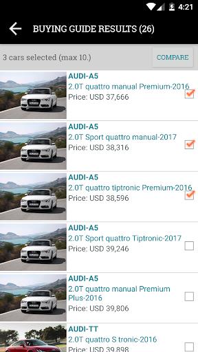 玩免費遊戲APP|下載DriveMag Car Specs app不用錢|硬是要APP