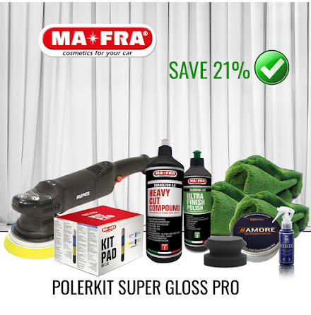 Polerpaket Super Gloss PRO