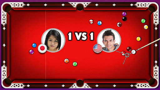 POOL STRIKE Jeu de billard 8 ball pool en ligne  captures d'u00e9cran 1
