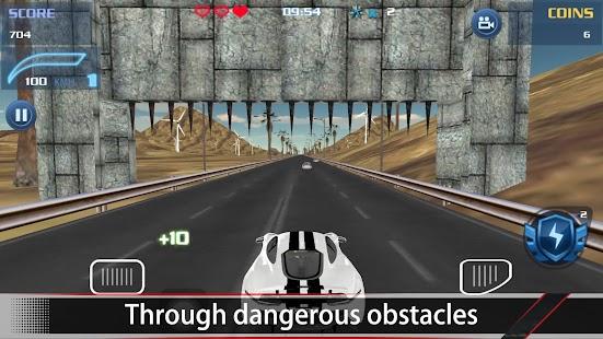 Real v automobilovém závodění - Nebezpečné řízení - náhled