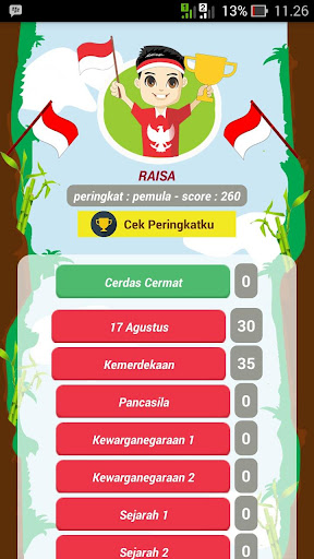 Kuis Indonesia 3.7 screenshots 2