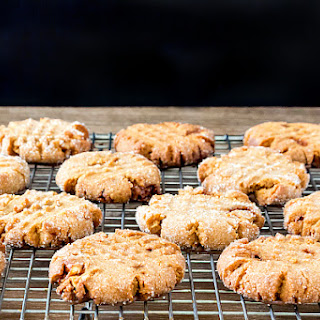 The Best Black Bottom Triple Peanut Butter Cookies. Period.