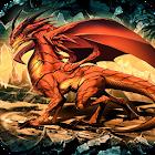 Fire Dragon HD Live Wallpaper icon