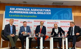 XIII Jornada Agricultura Almeriense en el Sigo XXI