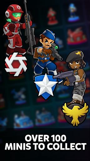 Mini Guns - Omega Wars 1.0.17 screenshots 3