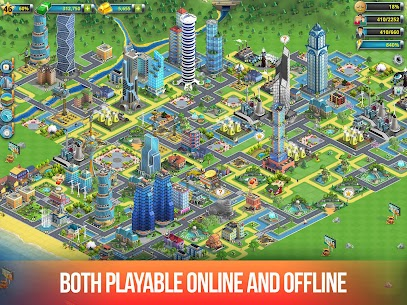 City Island 2 – Building Story 2.7.10 MOD (Unlimited Money) 10