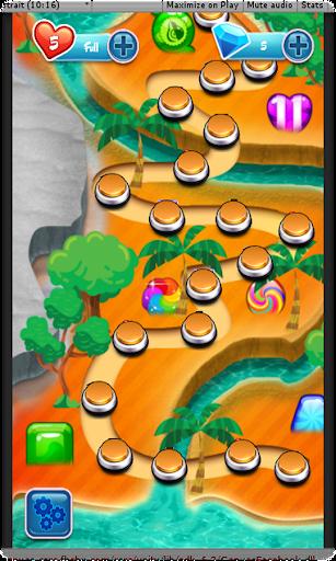 玩免費休閒APP|下載ゼリーキャンディブラスト app不用錢|硬是要APP