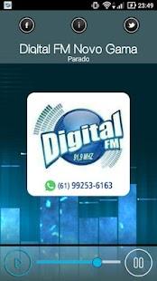 Digital FM Novo Gama - náhled