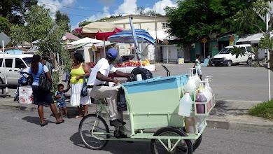 Photo: Bike use seen in Barbados